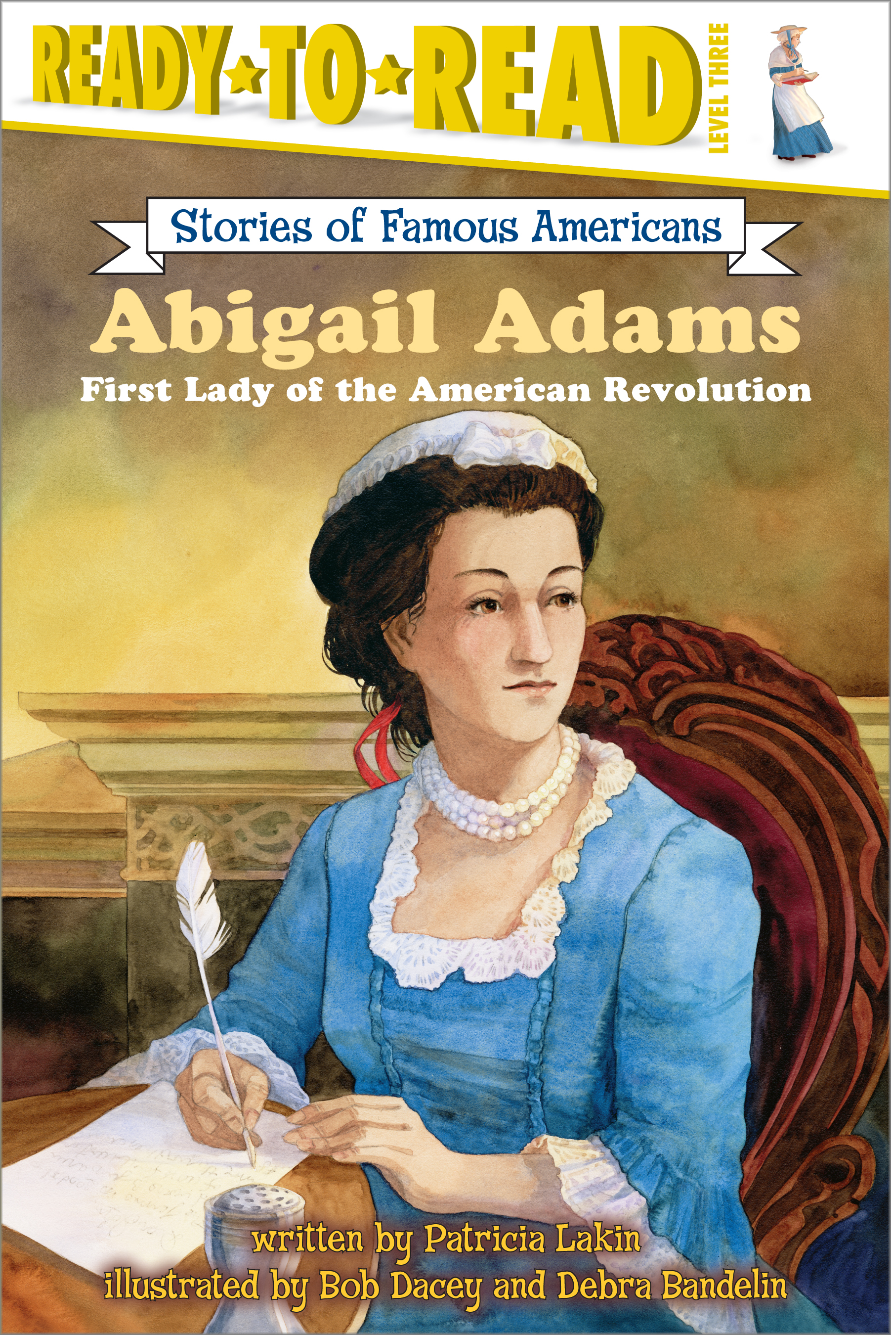 abigail adams book report