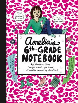 Amelias 6th Grade Notebook