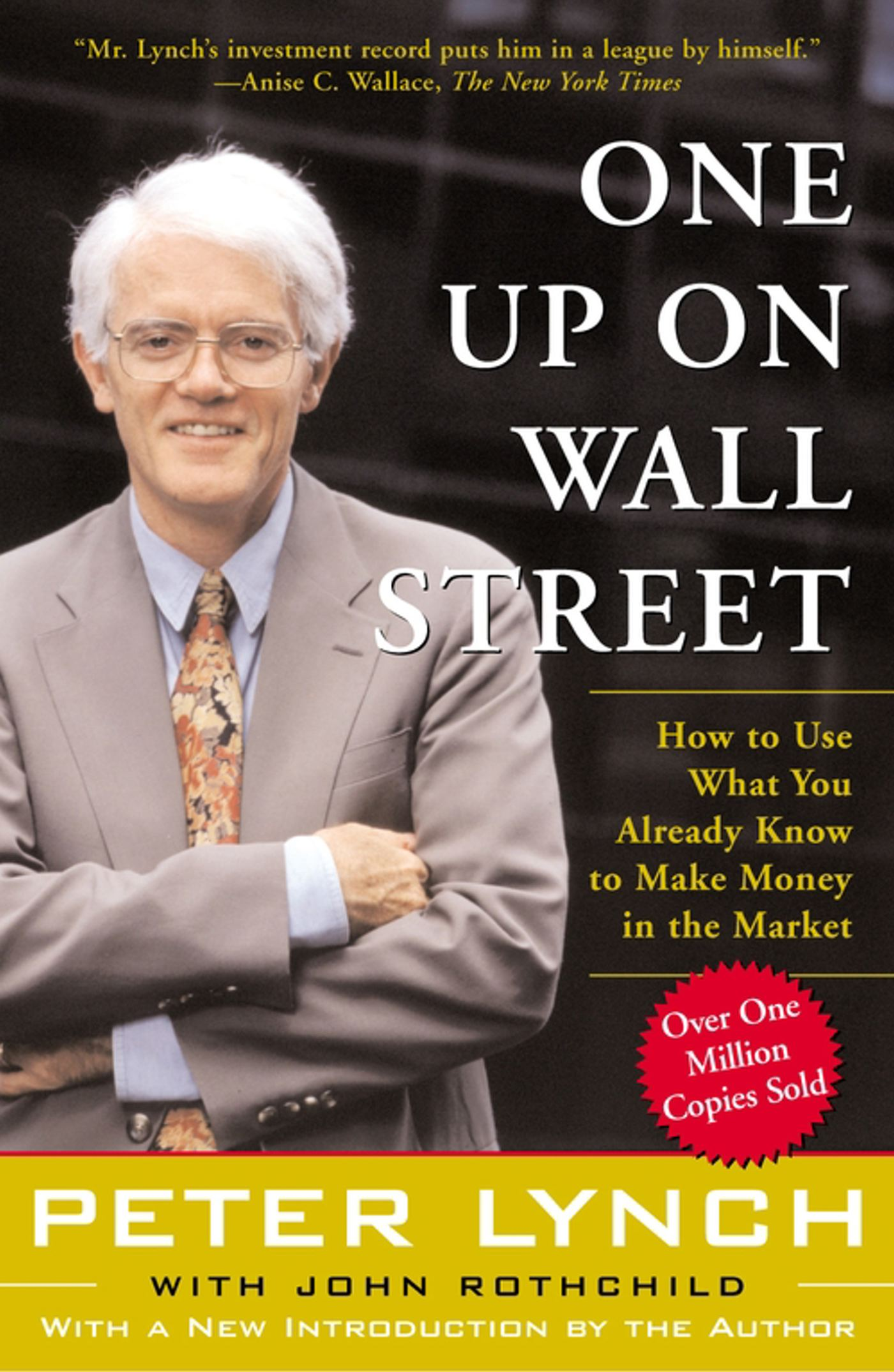 Book Cover Image (jpg): One Up On Wall Street