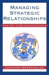Managing Strategic Relationships