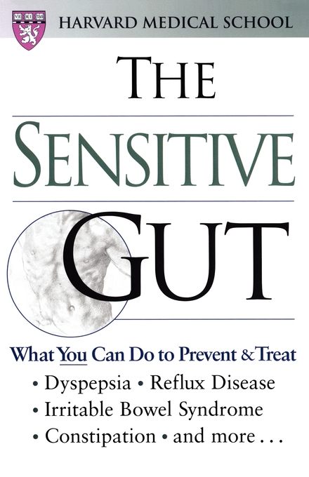 The Sensitive Gut | Book by Harvard Medical School | Official