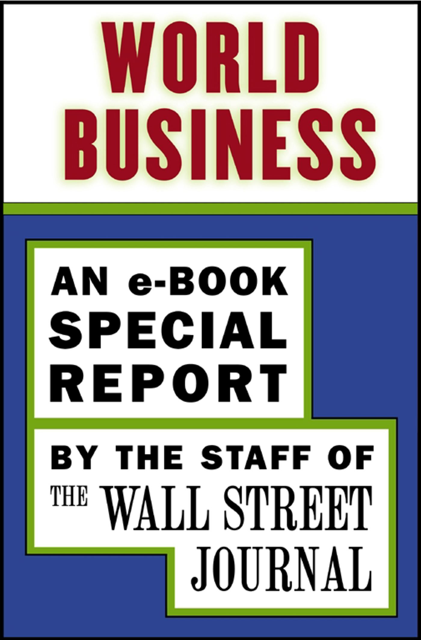 world business ebook by the staff of the wall street journal rh simonandschuster com Military Medicine Journal Submission journal of world business author guidelines