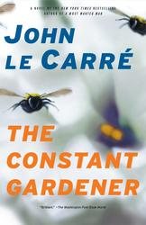 The Constant Gardener book cover