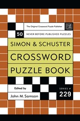 Simon and Schuster Crossword Puzzle Book #229
