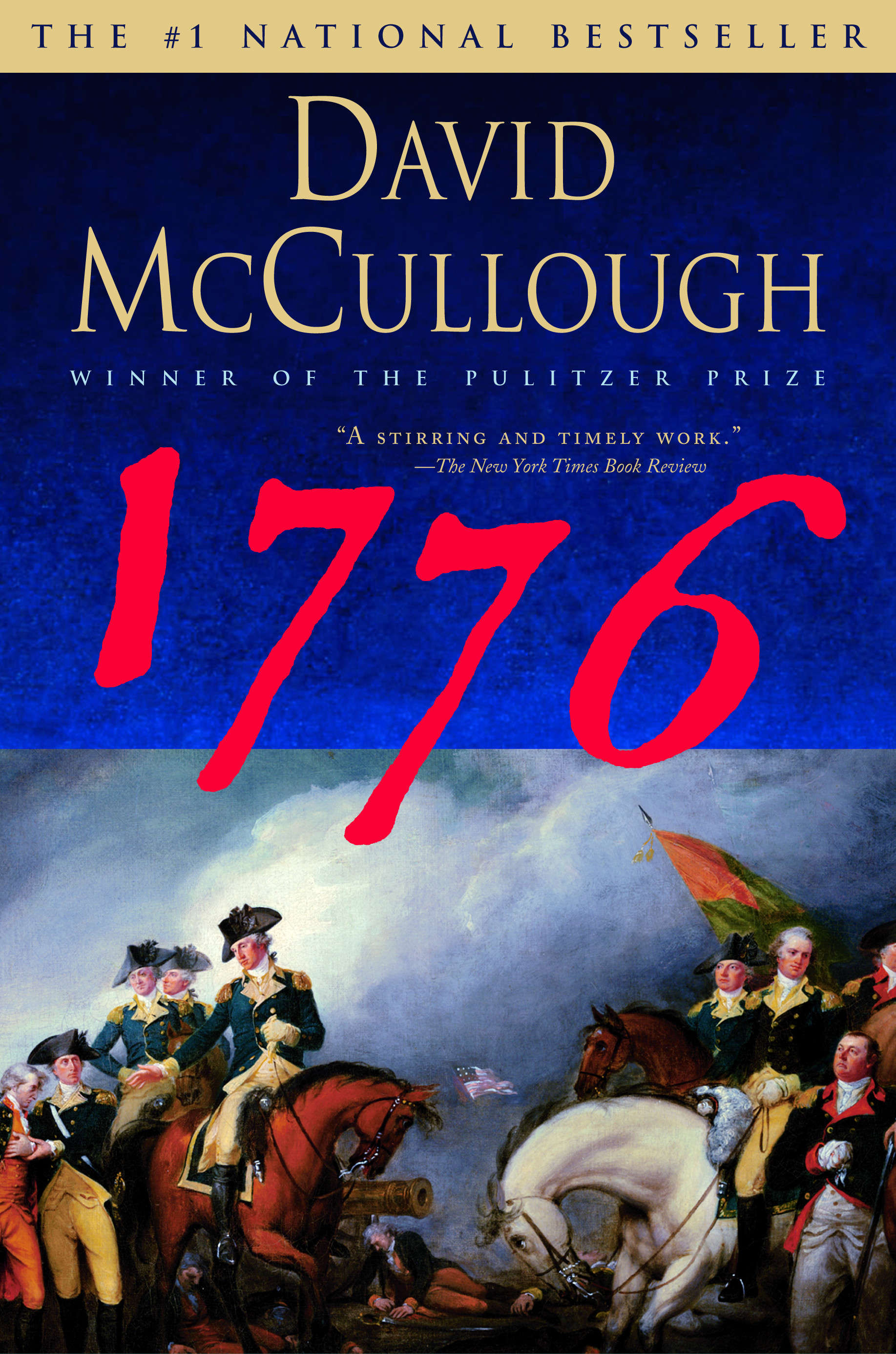 Image result for 1776 mccullough book cover