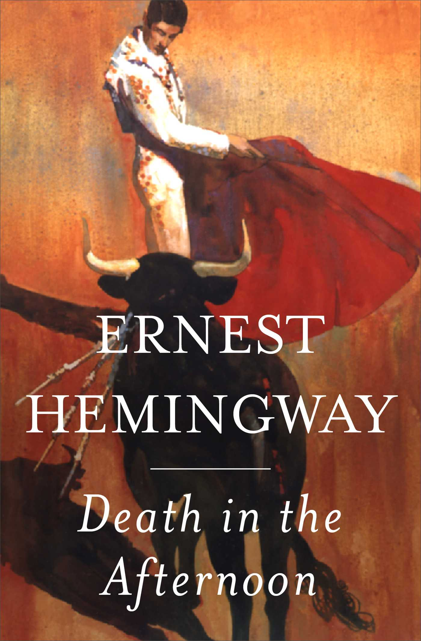 Death In The Afternoon Ebook By Ernest Hemingway Official