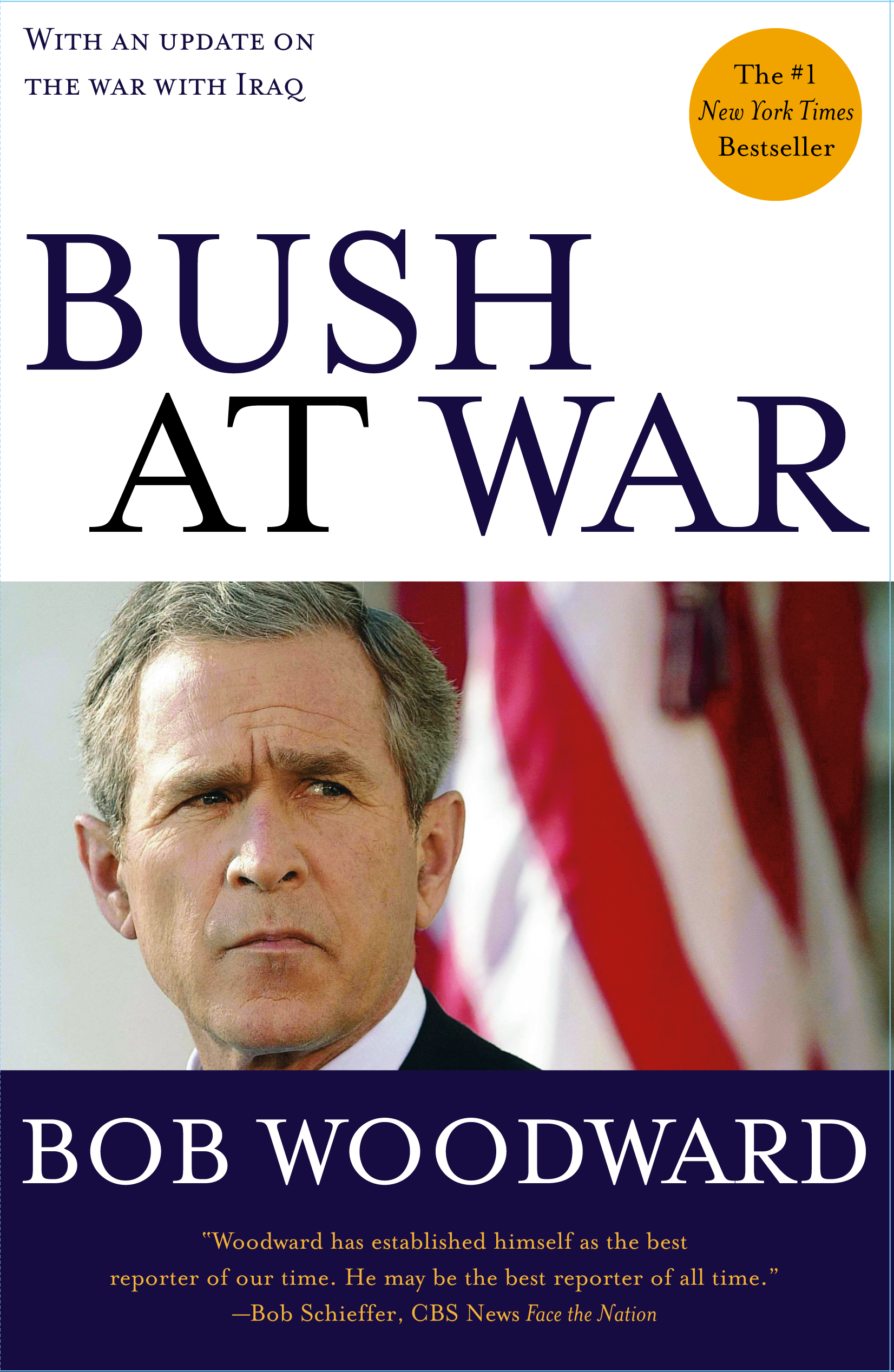 Bush At War Book By Bob Woodward Official Publisher