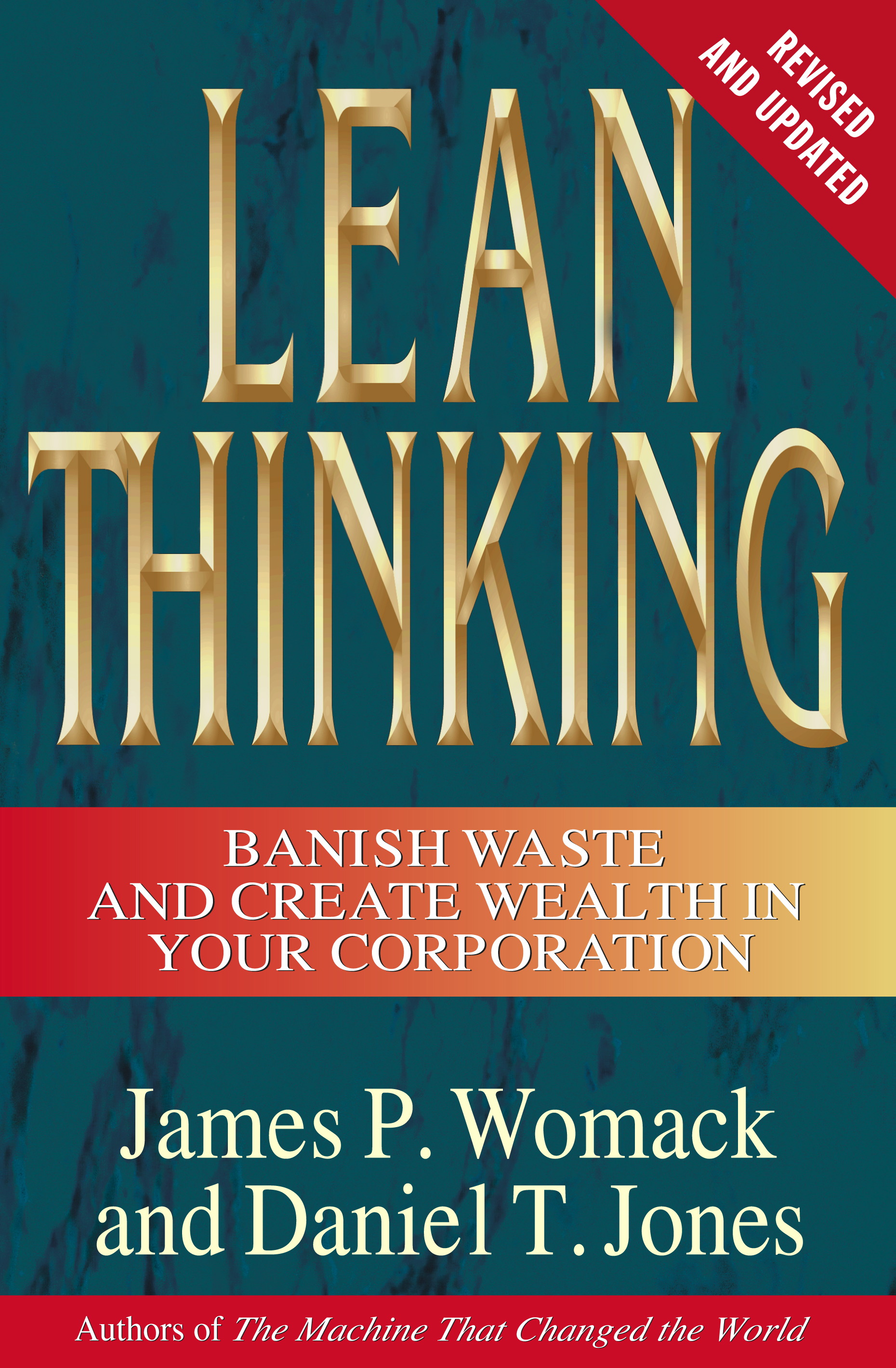 Lean thinking book by james p womack daniel t jones official cvr9780743249270 9780743249270 hr lean thinking fandeluxe Images