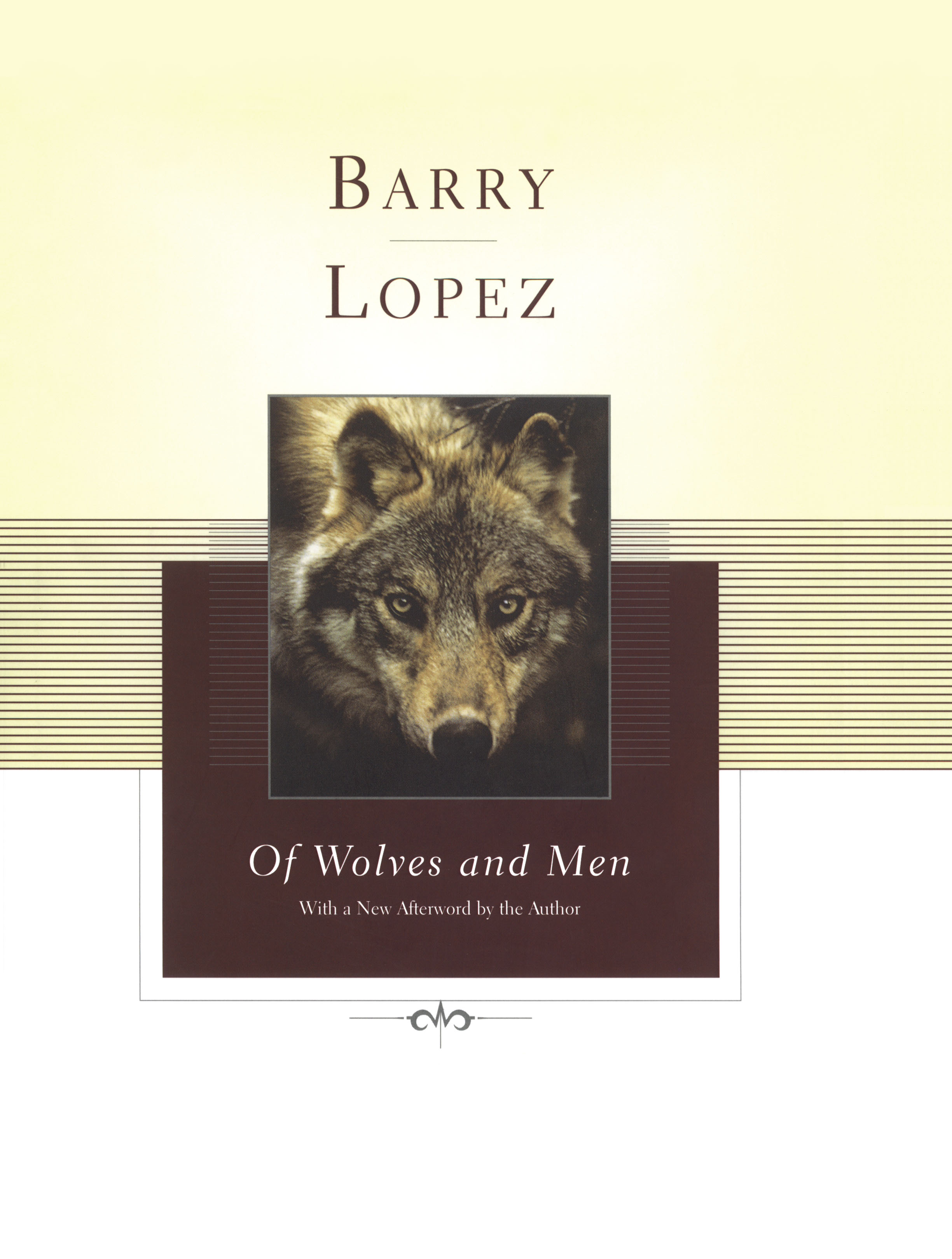 Of wolves and men book by barry lopez official publisher page cvr9780743249362 9780743249362 hr fandeluxe Images