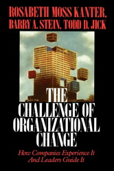 Challenge of Organizational Change