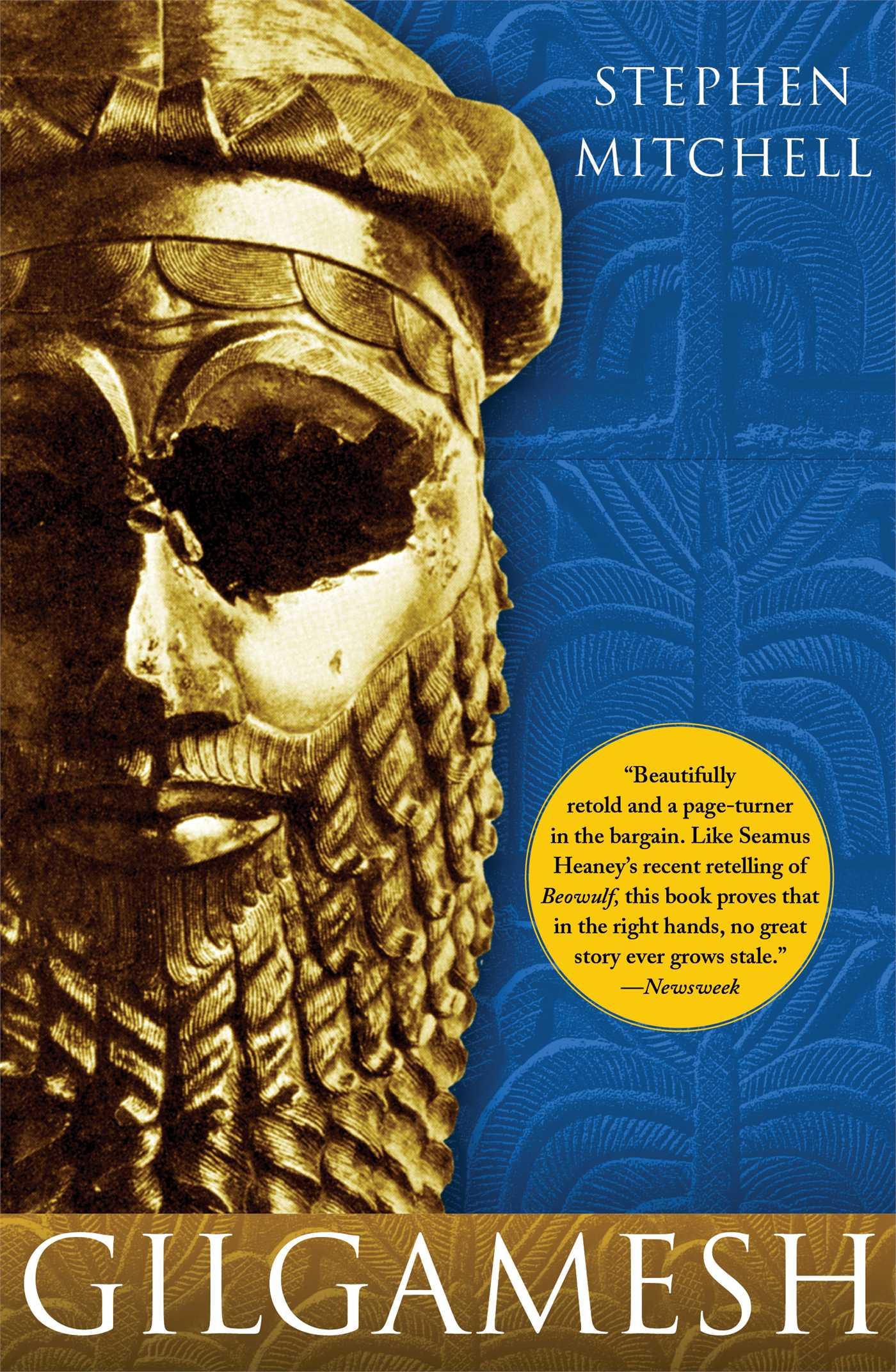 Book Cover Image (jpg): Gilgamesh