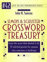 Simon and Schuster Crossword Treasury # 42