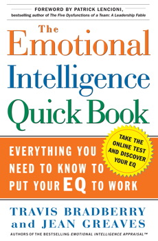 The Emotional Intelligence Quick Book | Book by Travis