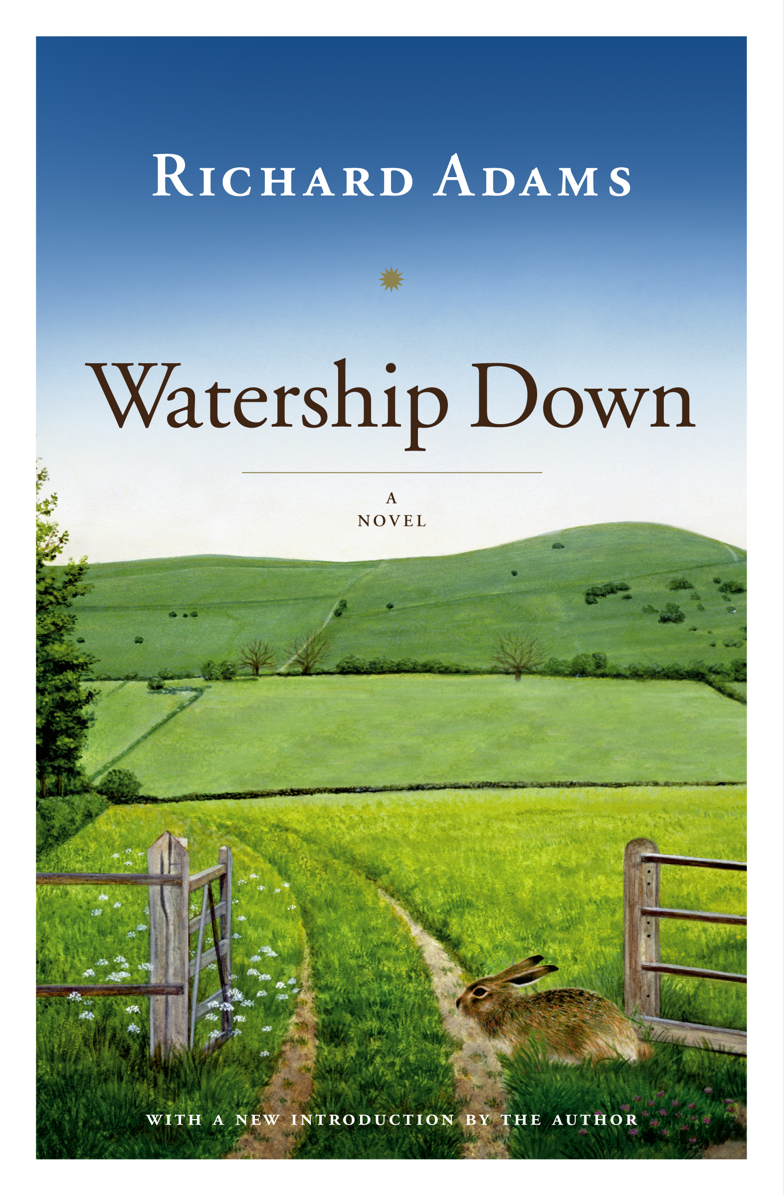 Watership Down Book by Richard Adams Official
