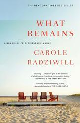 Carole Radziwill book cover