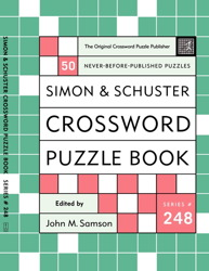 Simon and Schuster Crossword Puzzle Book #248