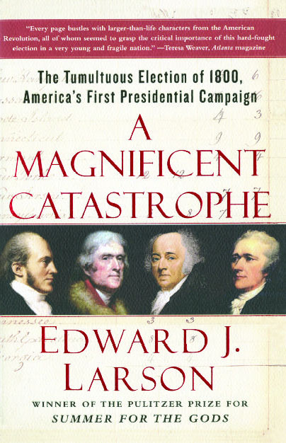 The mysterious election of 1800