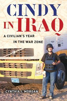 Cindy in Iraq