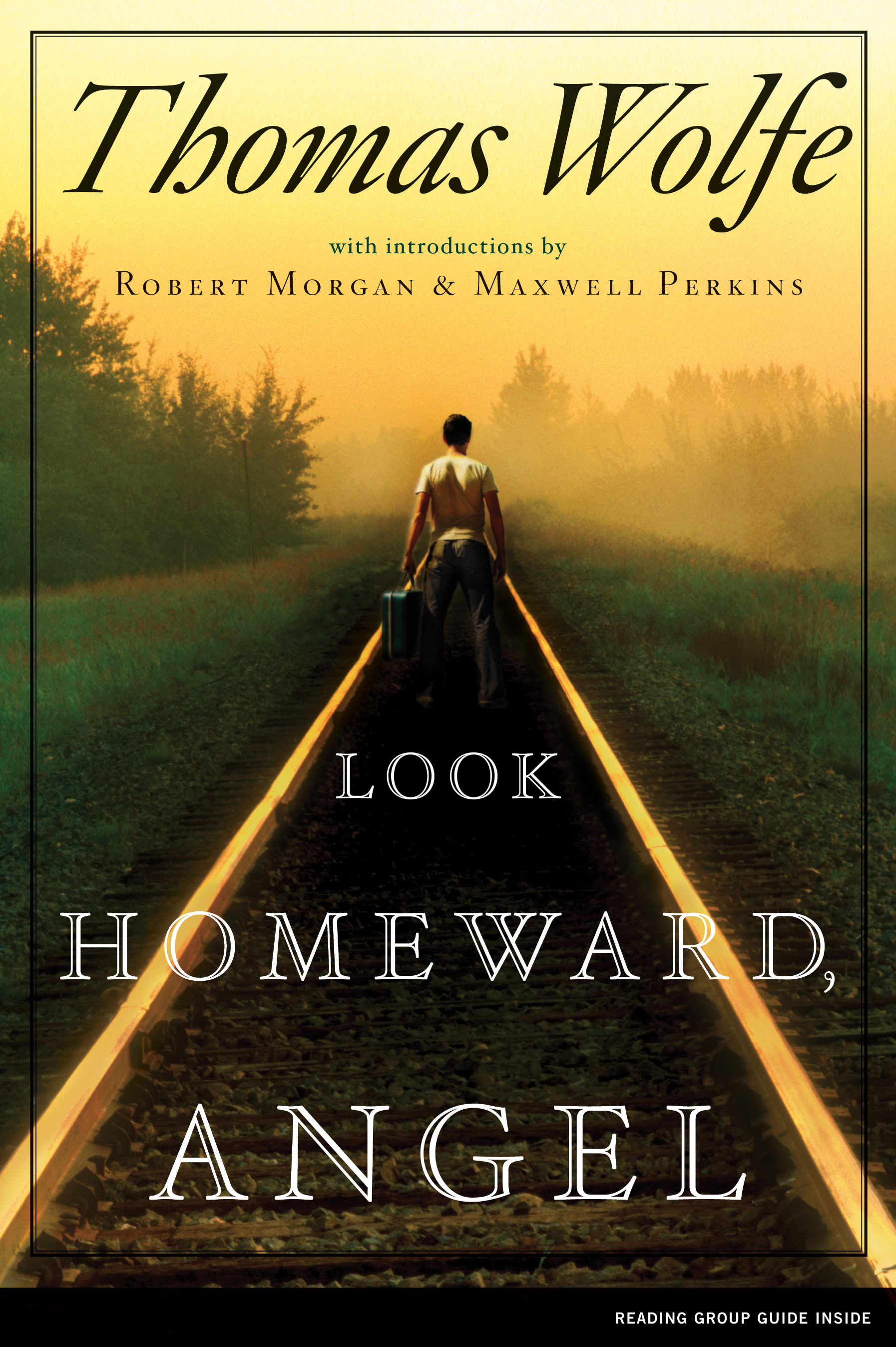 Look Homeward Angel Book By Thomas Wolfe Official