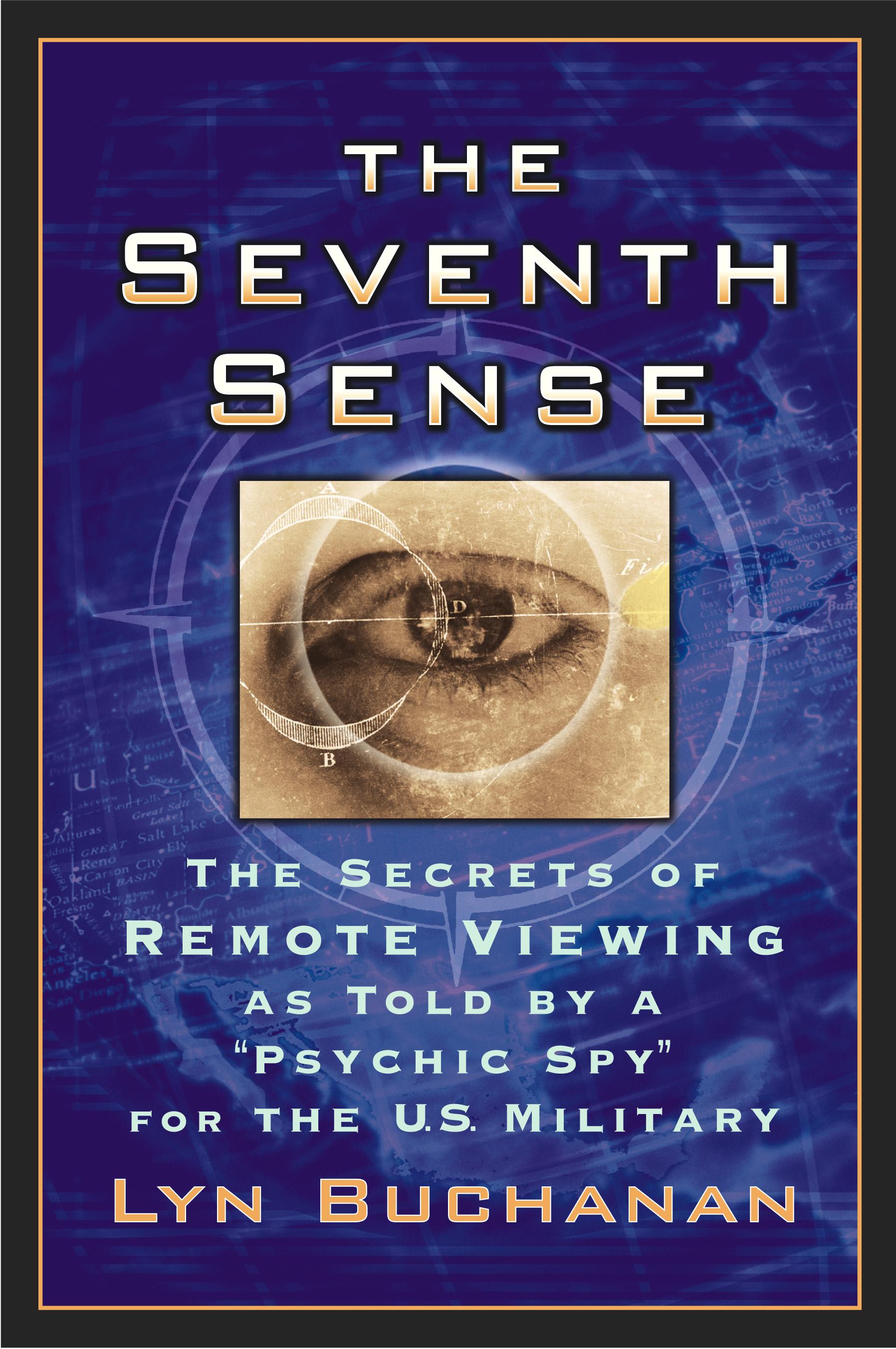 The seventh sense by lyn buchanan