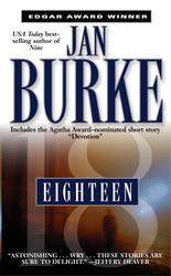 Eighteen book cover