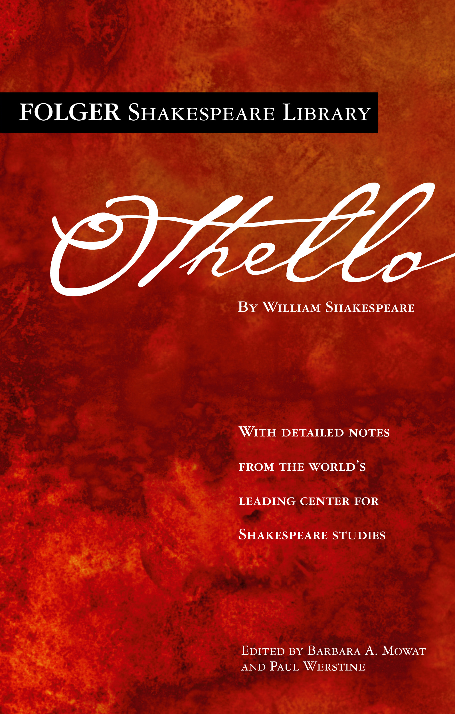 A response to othello by william shakespeare