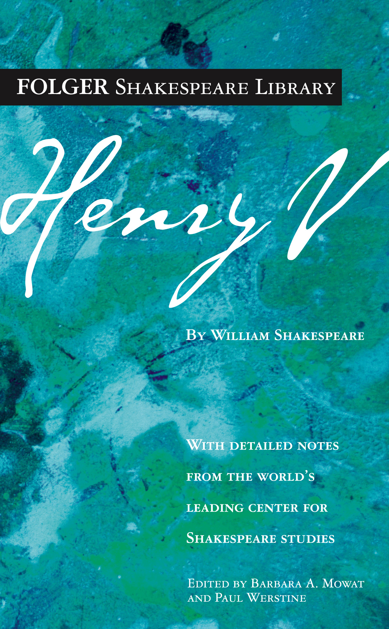 Henry V | Book by William Shakespeare, Dr. Barbara A