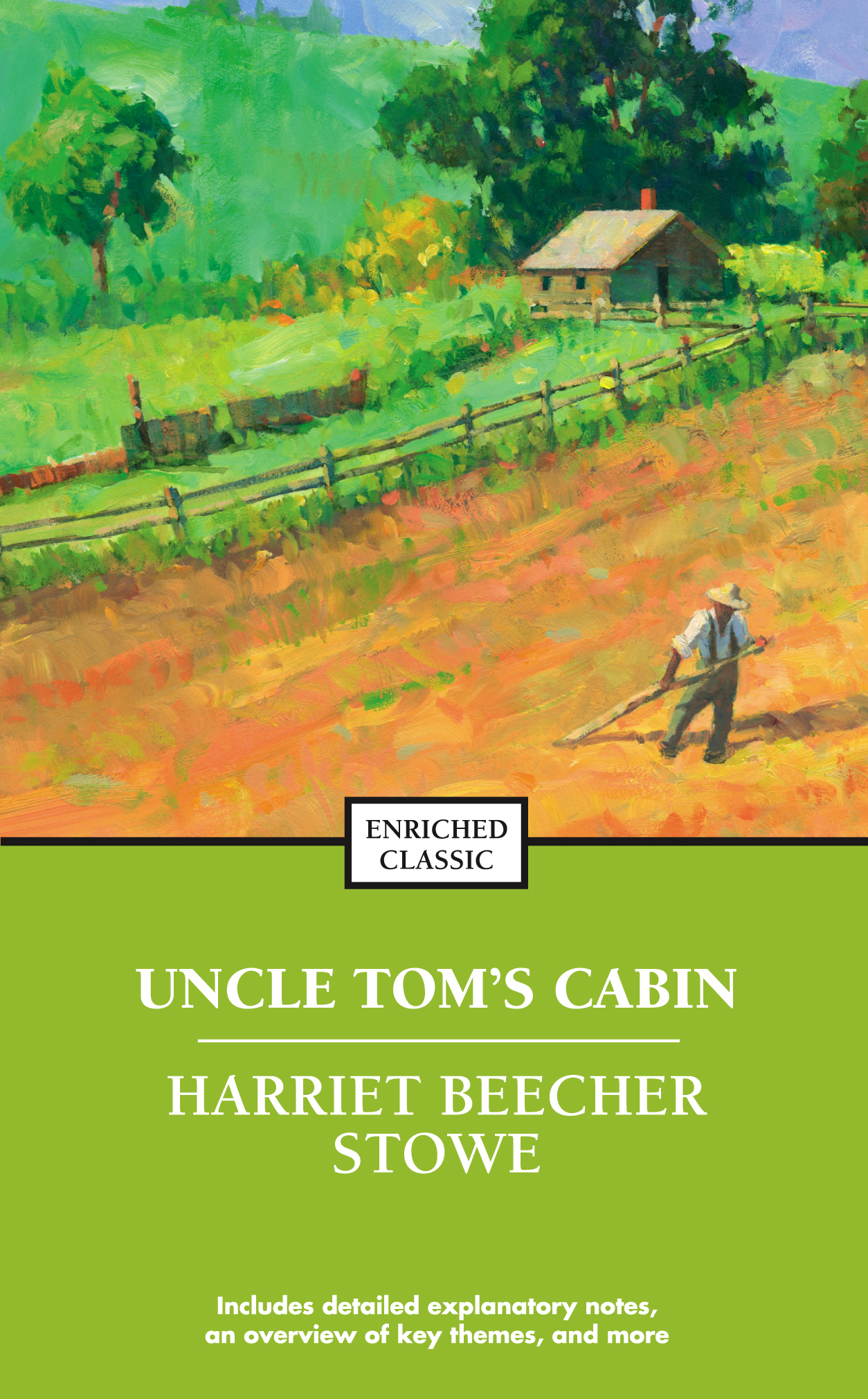 "a comprehensive analysis of uncle toms cabin a novel by harriet beecher stowe Historians typically say that harriet beecher stowe's novel uncle tom's cabin had a tremendous impact on the north abraham lincoln supposedly greeted her by saying, ""so you're the little."