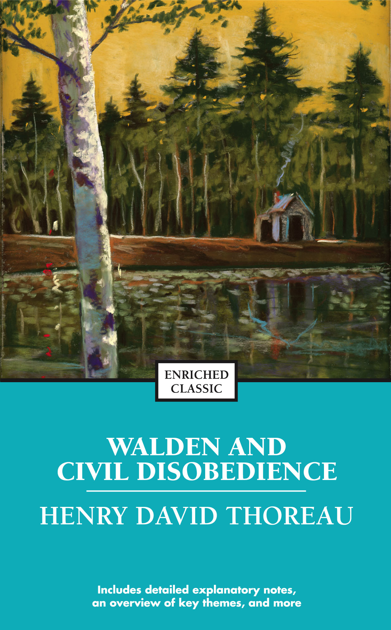 Walden And Civil Disobedience  Book By Henry David Thoreau  Book Cover Image Jpg Walden And Civil Disobedience Essay On Health Promotion also Example English Essay  Essay Thesis Statement Examples