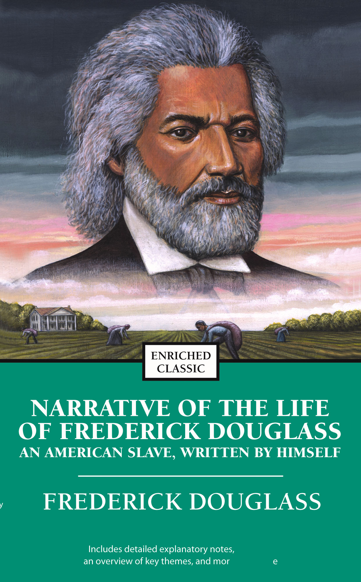 A literary analysis of slavery by frederick douglass