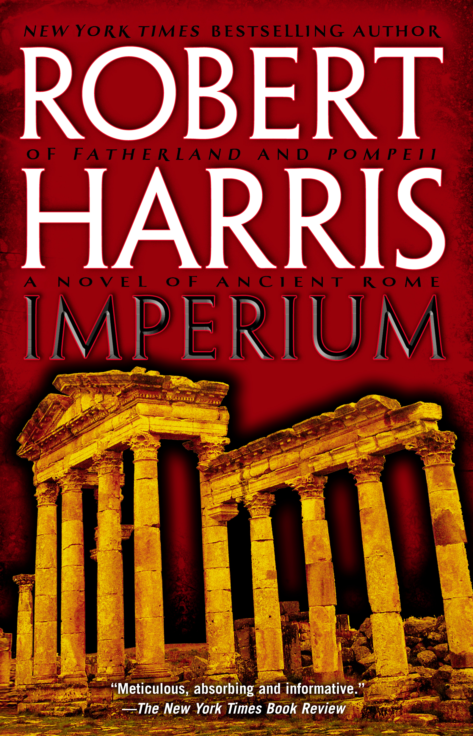Imperium Book By Robert Harris Ficial Publisher Page