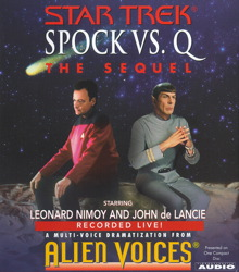 Spock Vs Q
