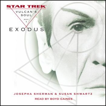 Star Trek: The Original Series: Vulcan's Soul #1: Exodus
