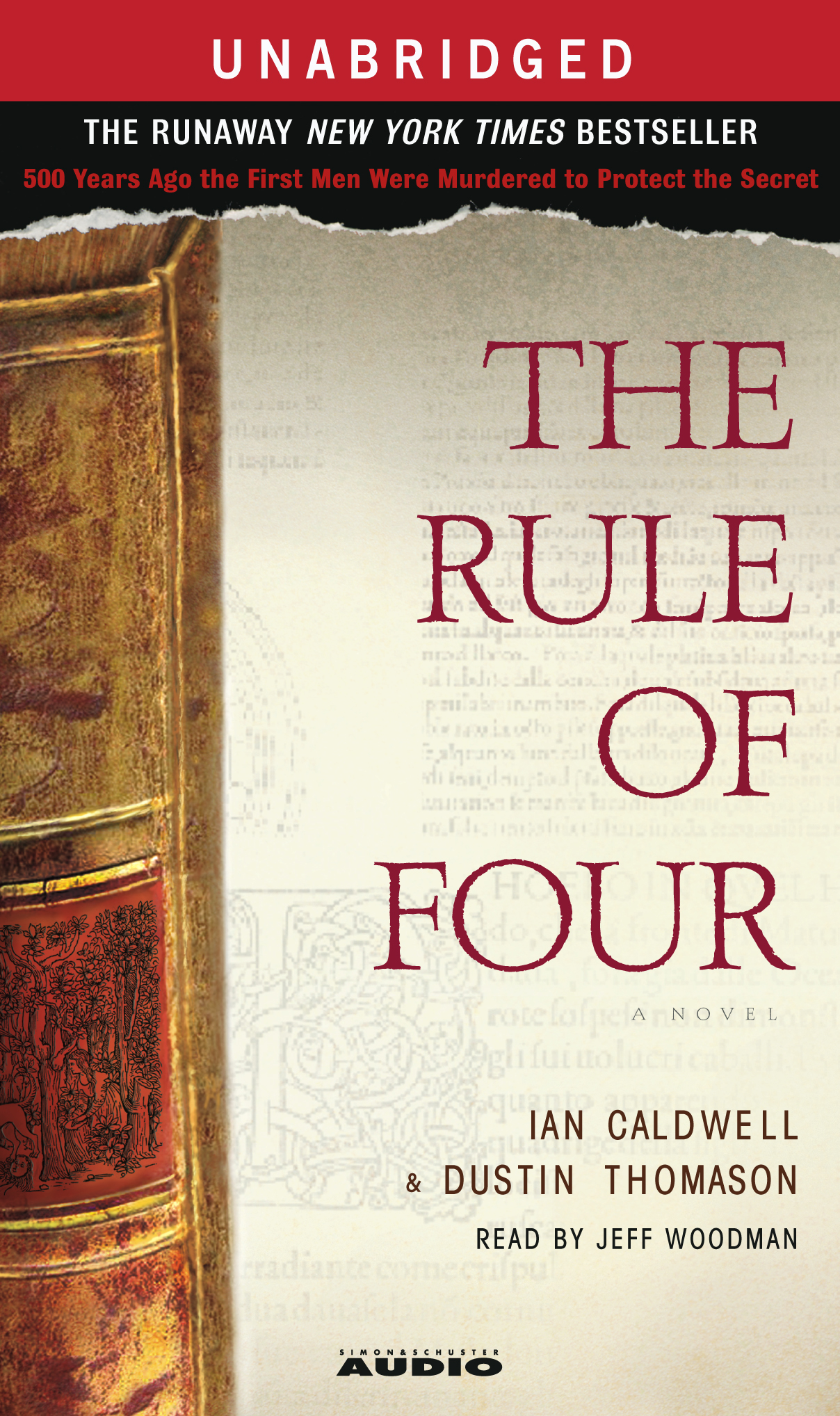 The Rule Of Four Audiobook By Ian Caldwell, Dustin -6813