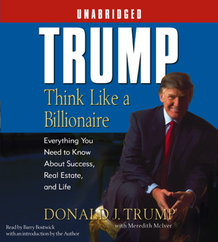 Think Like A Billionaire Donald Trump Pdf