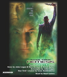 Star Trek: Nemesis Movie-tie In