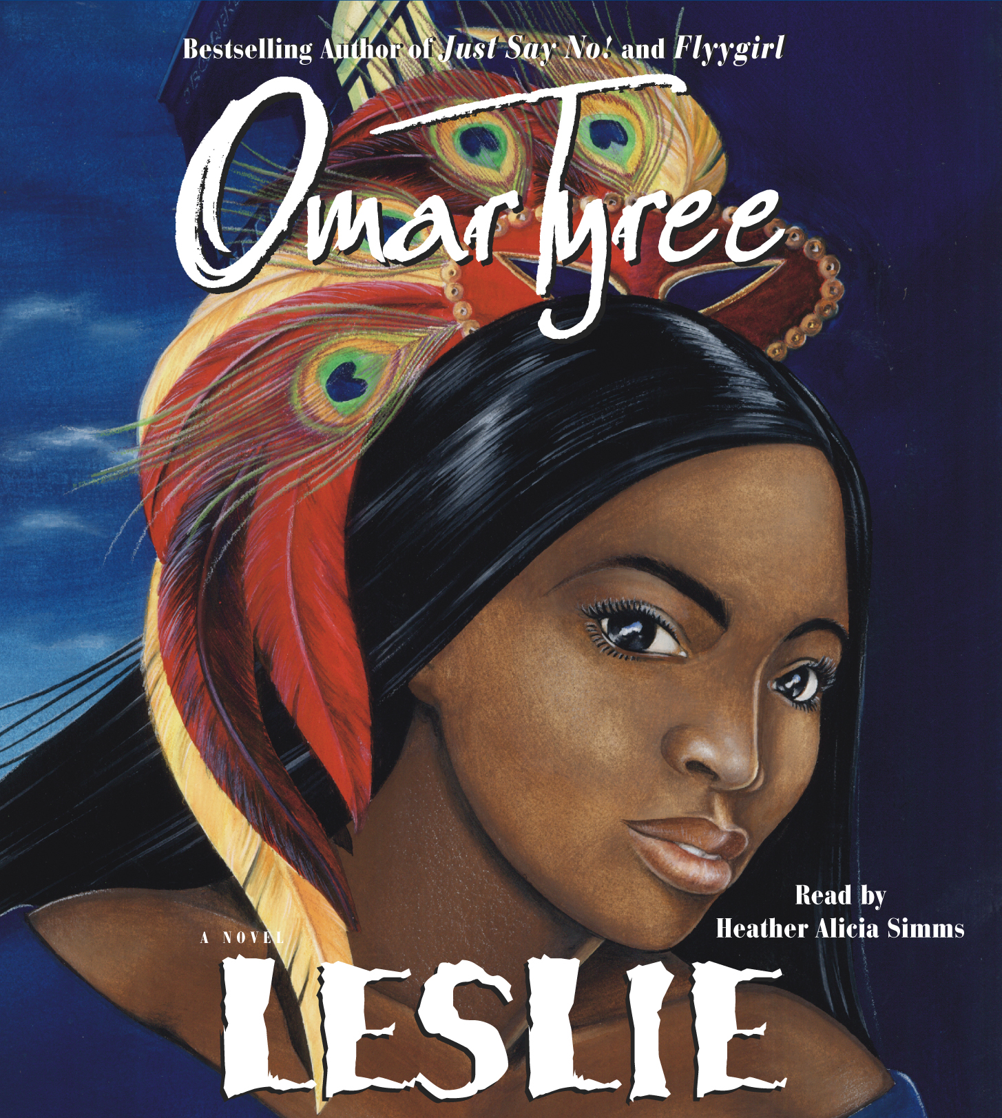 Leslie Audiobook by Omar Tyree, Heather Alicia Simms | Official