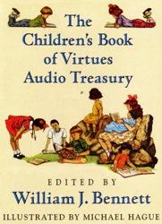 William J Bennett Children's Audio Treasury