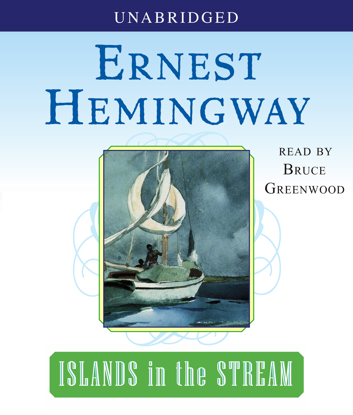 Islands in the Stream Audiobook on CD by Ernest Hemingway ...