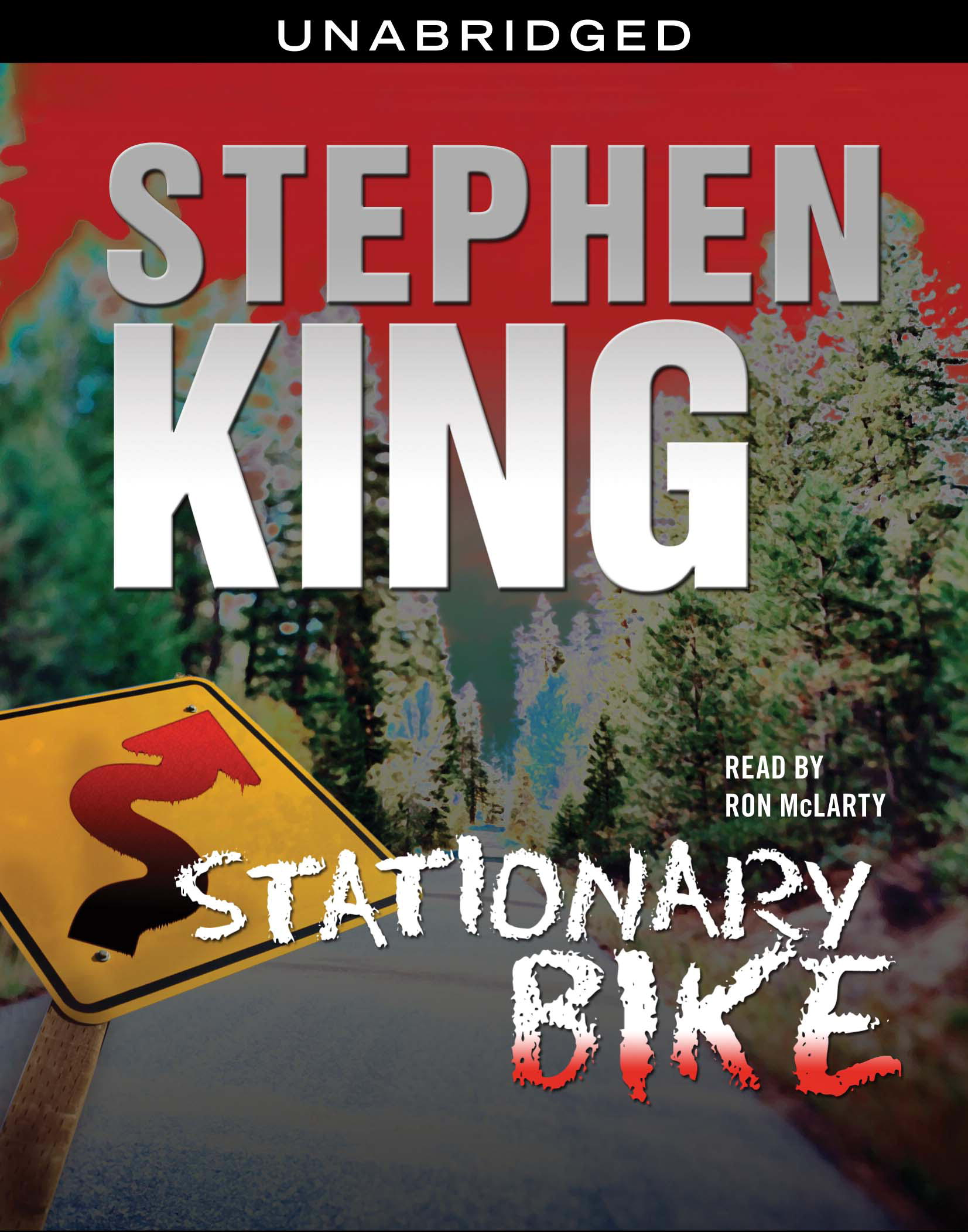 stationary bike audiobook by stephen king, ron mclarty | official
