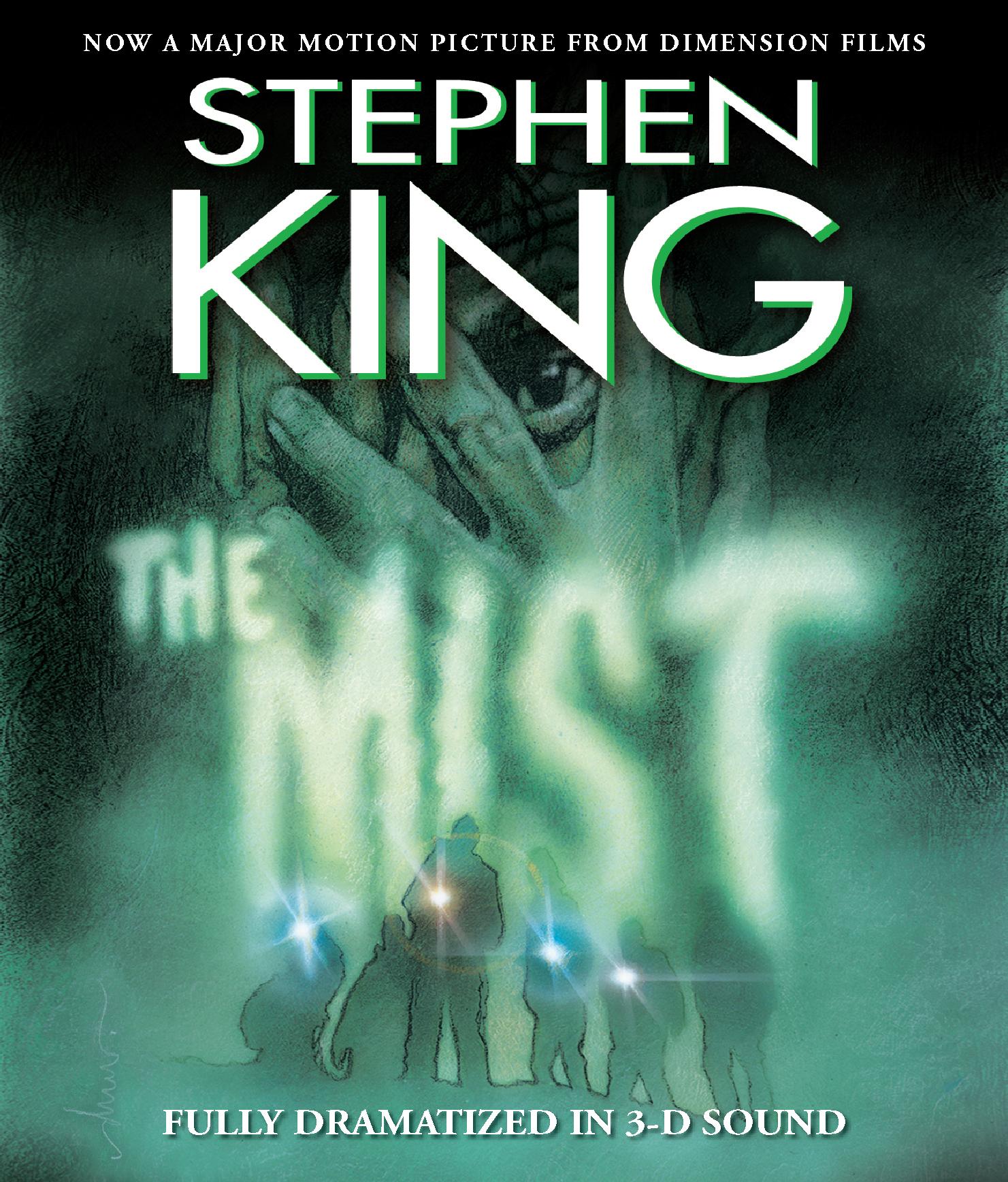 The Mist Audiobook on CD by Stephen King, Full Cast ...