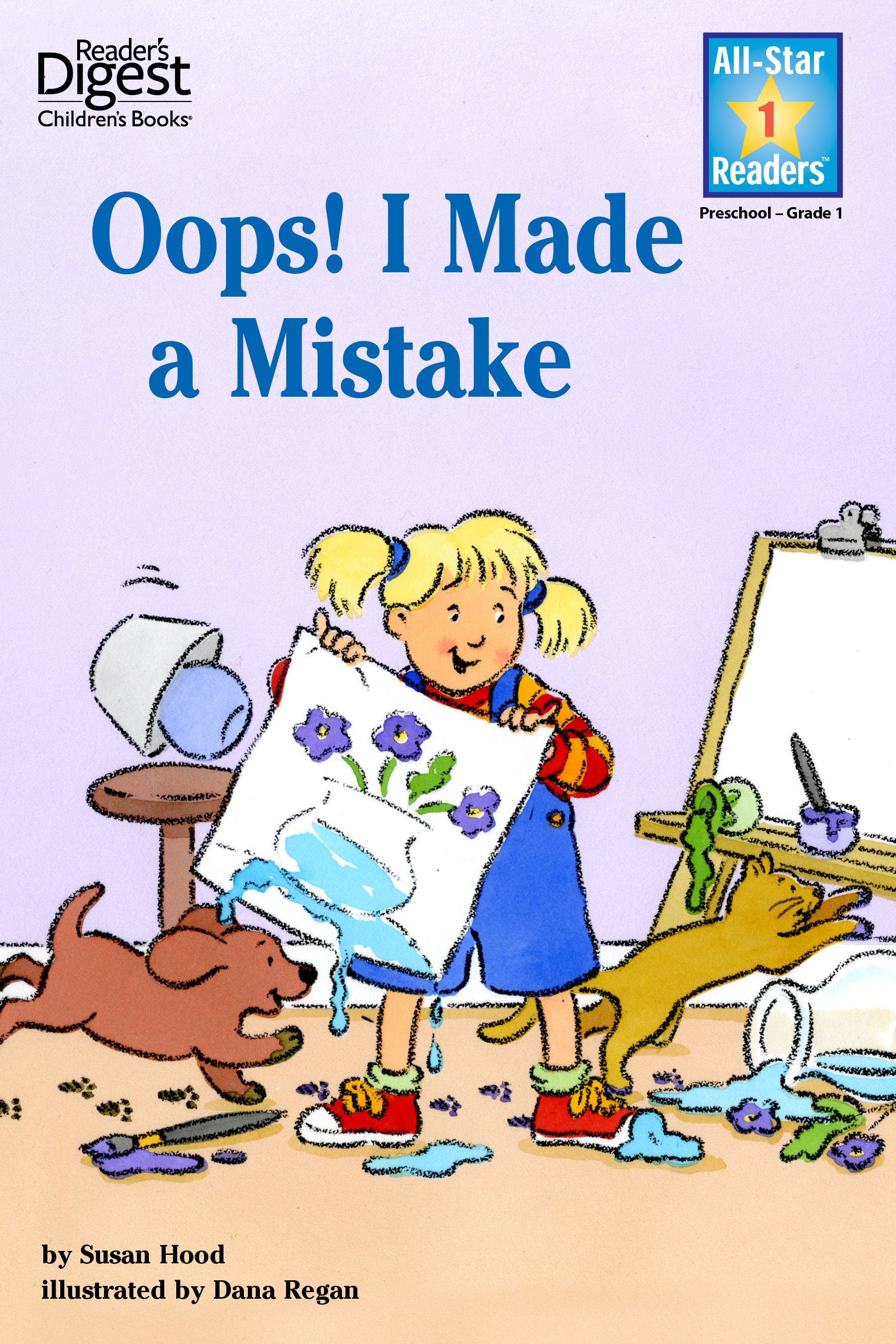 Oops! I Made A Mistake (Reader's Digest) (All-Star Readers ...