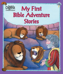 My First Bible Adventure Stories