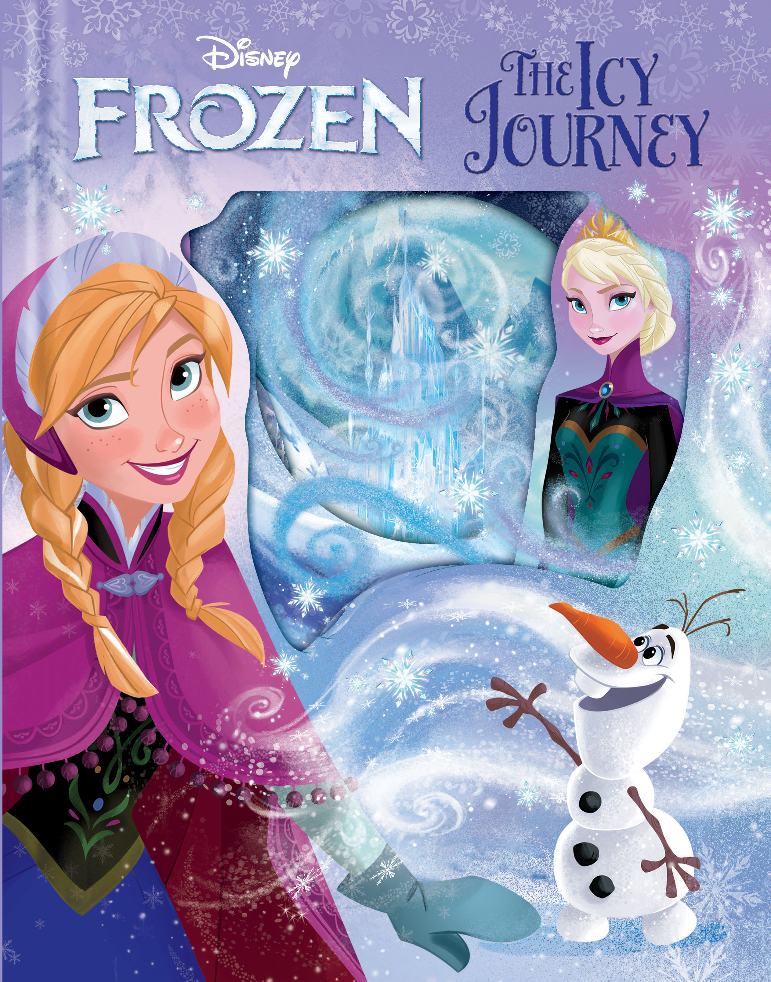Rachael's English Worksheets: Frozen the book Chapter 2 ...