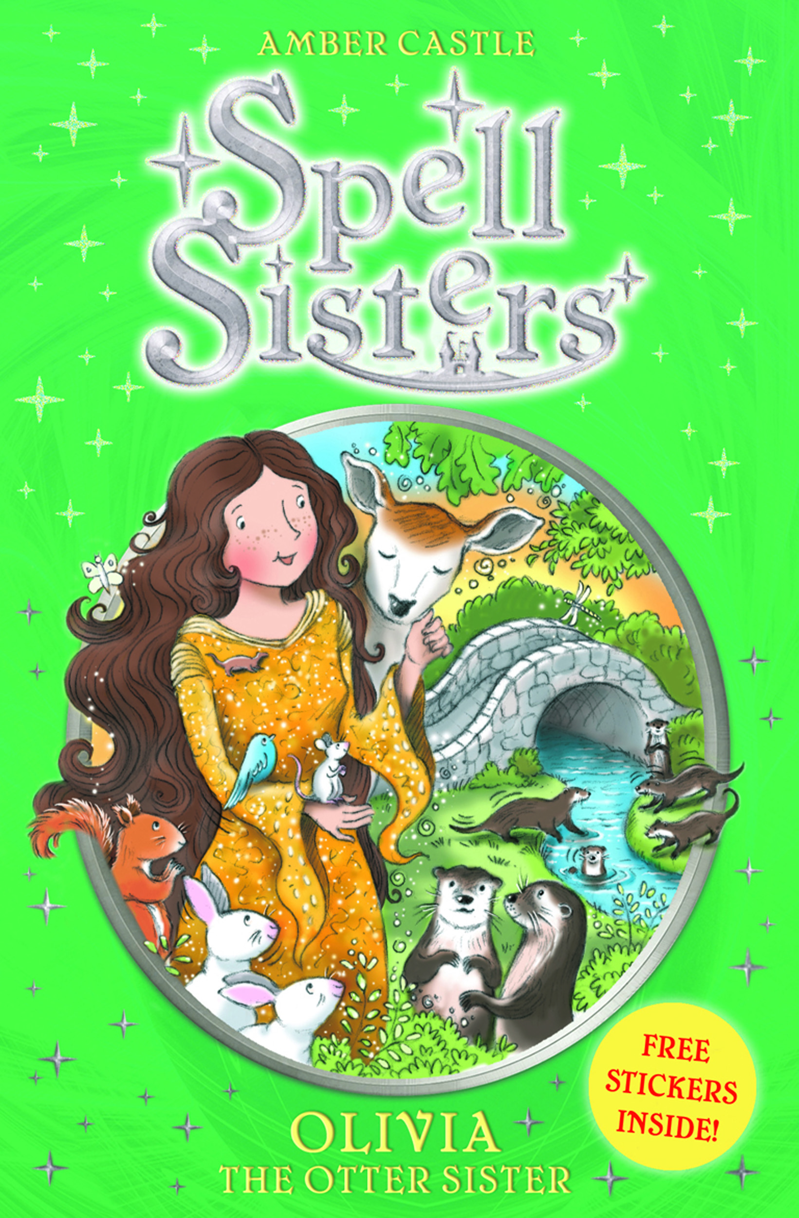 Spell Sisters: Olivia the Otter Sister | Book by Amber ...