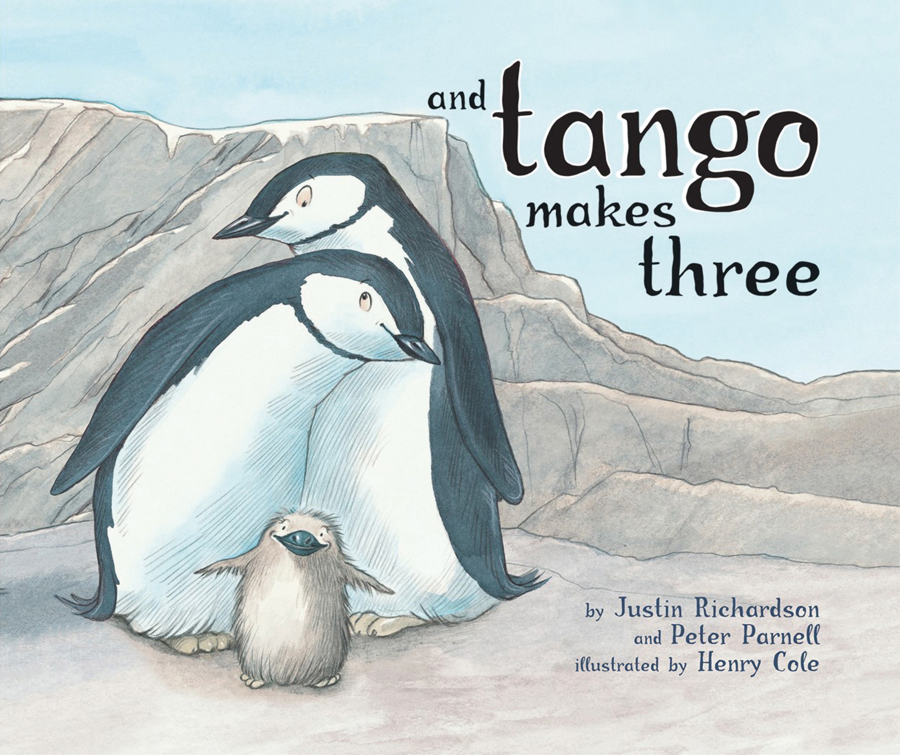 And Tango Makes Three eBook by Justin Richardson, Peter