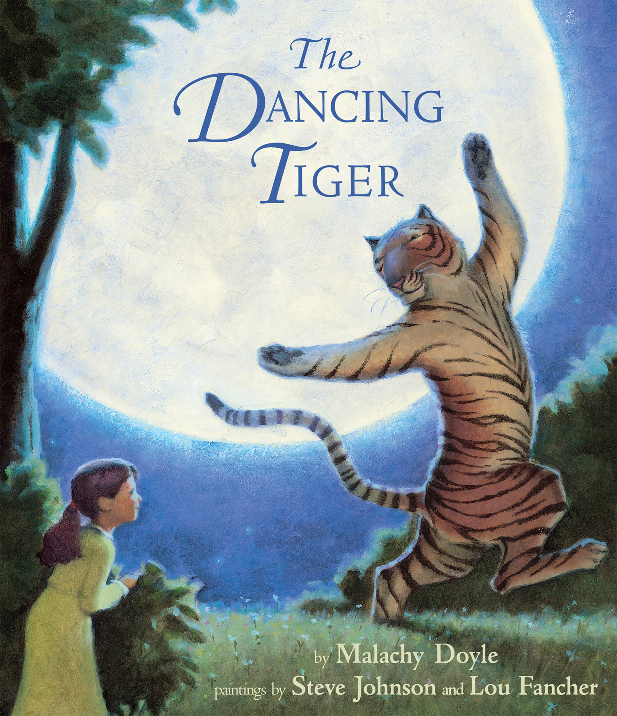 the dancing tiger ebook by malachy doyle steve johnson and lou fancher official publisher. Black Bedroom Furniture Sets. Home Design Ideas