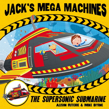 Jack's Mega Machines: Supersonic Submarine