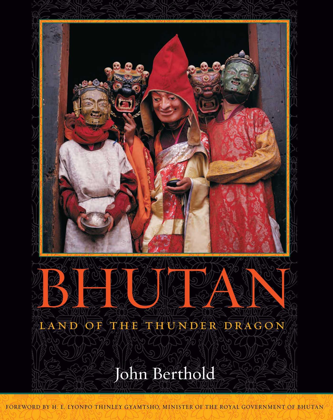 Bhutan 9780861719600 hr