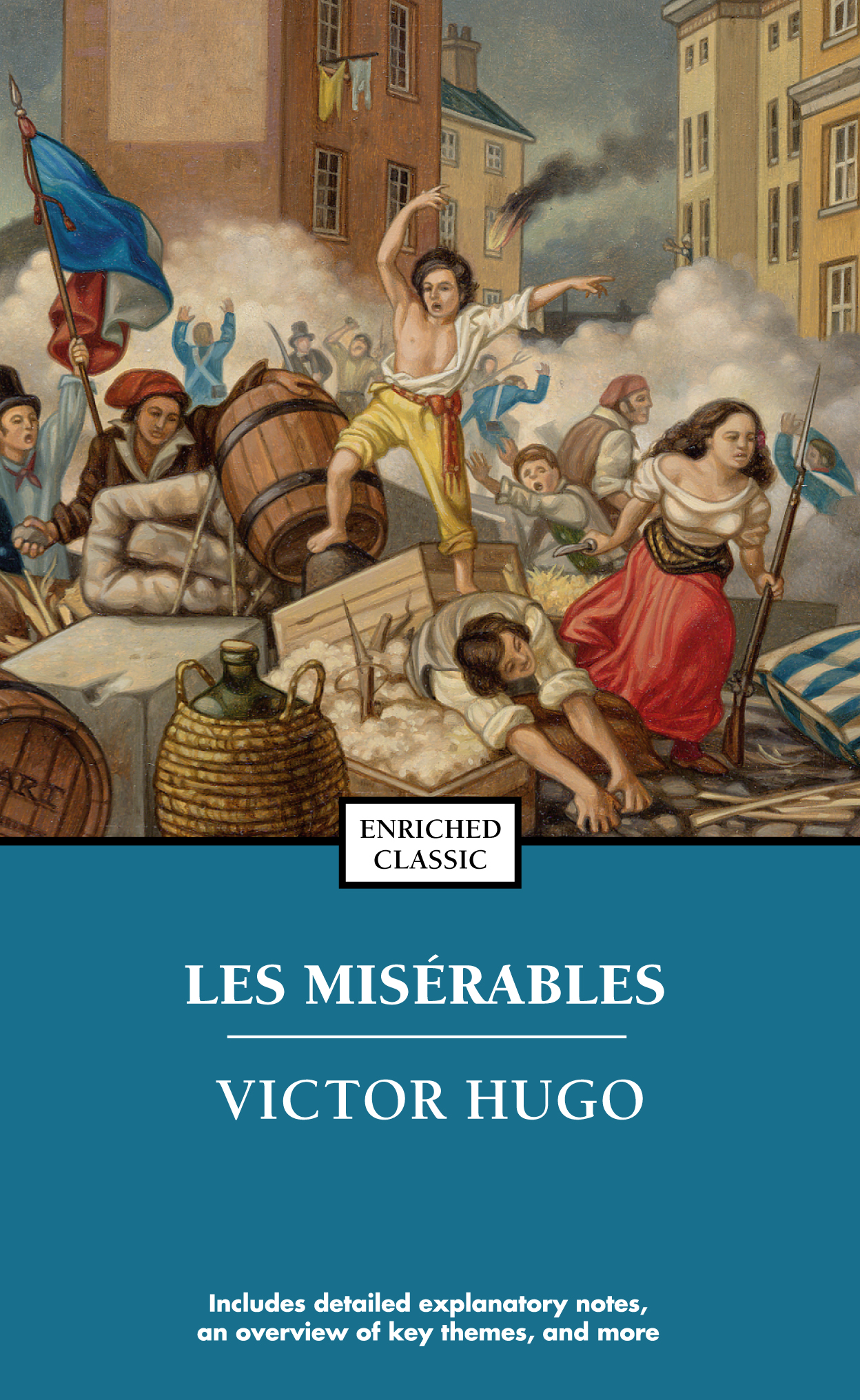 Les Miserables | Book by Victor Hugo | Official Publisher